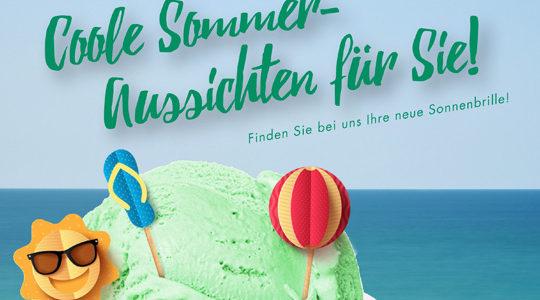Der Sommer kann kommen!